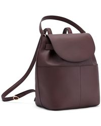 Cuyana Leather Backpack - Multicolor