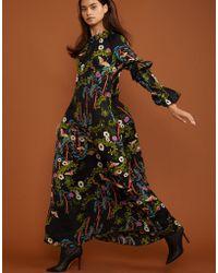 Cynthia Rowley - Allegra Maxi Dress - Lyst