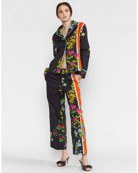 Cynthia Rowley Botanical Pajama Pant - Multicolor