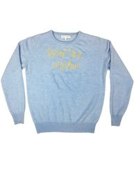 Cynthia Rowley | Beat The System Cashmere Sweater | Lyst