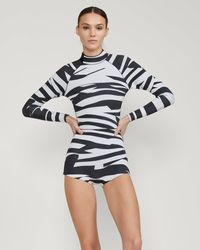 Cynthia Rowley Shark Deterrent Wetsuit - Multicolor