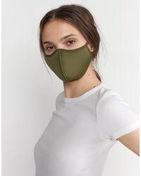 Cynthia Rowley Solid Mask - Green