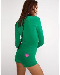 Cynthia Rowley - Cheeky High Tide Wetsuit - Lyst