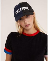 Cynthia Rowley - Embroidered Caliyork Hat - Lyst
