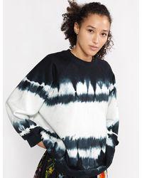 Cynthia Rowley Ruby Tie Dye Sweatshirt - Multicolor