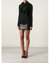 Tom Ford Oversized Cowl Neck Sweater - Lyst