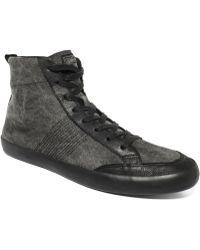 Denim & Supply Ralph Lauren - Basley Hitop Sneakers - Lyst