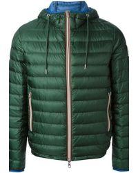 Moncler 'Athenes' Padded Jacket - Lyst