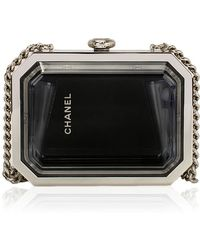 Madison Avenue Couture - Chanel Runway Premiere Watch Minaudiere - Lyst