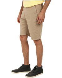 Joe's Jeans Brixton Trouser Shorts - Lyst