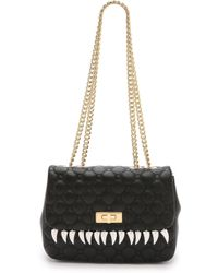 Moschino Cheap And Chic Shoulder Bag - Black - Lyst