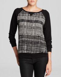 Michael Stars - Sweatshirt - Soho Printed - Lyst