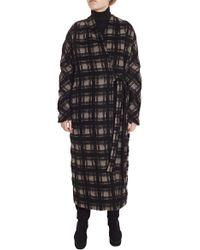 Damir Doma Cadia Kimono Sleeve Coat - Lyst
