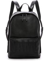 3.1 Phillip Lim - Name Drop Backpack Black - Lyst