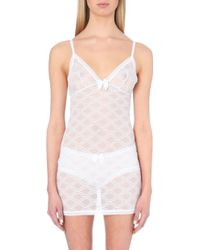 Passionata - Let's Play Lace Slip - Lyst