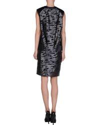 Alexander Wang Short Dress - Lyst