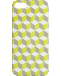 J.Crew Shiny Printed Case For Iphone® 5/5S - Lyst