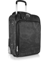 Alviero Martini 1A Classe Carry On Trolley - Black