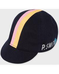 Paul Smith X Onomichi U2 Cycling Cap blue - Lyst
