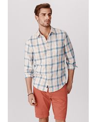 Faherty Brand Seaview Shirt - Lyst