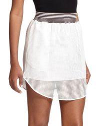 Clover Canyon   Mesh Skirt   Lyst