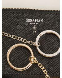 Serapian - Zipped Key Case - Lyst
