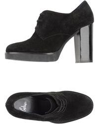 Castañer Lace-up Shoes - Black