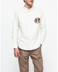 Need Supply Co. Juneau Weld Shirt Pine L/S - Lyst