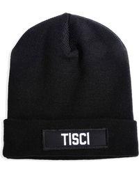 LES (ART)ISTS Hat black - Lyst