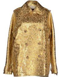 Lanvin Full-Length Jacket - Lyst