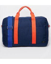 Wesc Duffle Bag - Blue