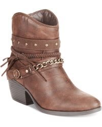 Rampage Onterio Booties - Lyst