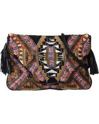 Antik Batik Leather Bag Inka1wal - Lyst