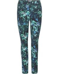 Erdem - Sidney Printed Trousers - Lyst
