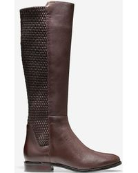 Cole Haan Rockland Boot brown - Lyst