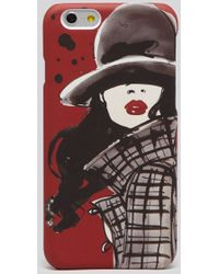 Izak - Iphone 6 Case - Red - Lyst