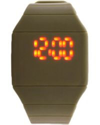Forever 21 - Men Led Touchscreen Watch - Lyst