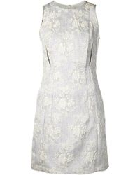 3.1 Phillip Lim | Darted Dress Ivory | Lyst