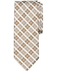Brooks Brothers Plaid Tie - Lyst