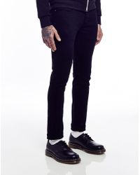 The Idle Man Jeans In Super Skinny Fit - Lyst