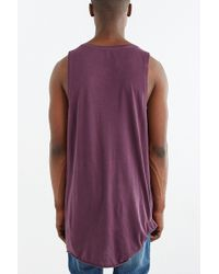 Feathers - Side Roll Tank Top - Lyst