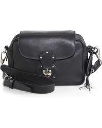 Ralph Lauren Collection Small Ricky Flap Crossbody Bag - Lyst
