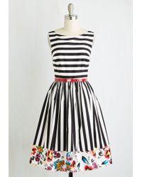ModCloth | Miss Mix-it Dress | Lyst