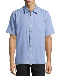 Nat Nast The New Originals Silk Sport Shirt - Lyst