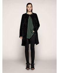 Proenza Schouler | Shearling Coat | Lyst