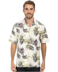 Tommy Bahama Garden Of Hope And Courage Camp Shirt - Lyst