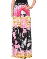 Manish Arora Long Skirt - Purple