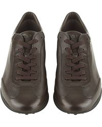 Tod's Lo Pro Leather Sneaker - Lyst