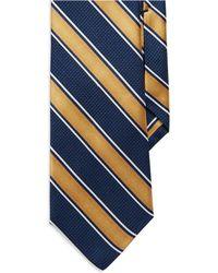 Burma Bibas - Seven Fold Striped Tie - Lyst