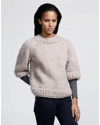 Wool And The Gang Ashleigh Sweater - Lyst
